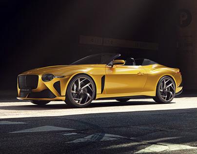 Bentley Bacalar | CGI
