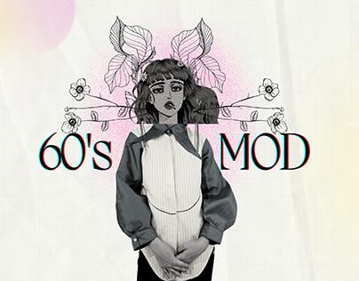 Shirt Design (60's Mod)