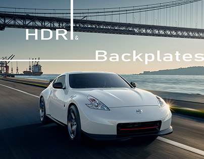 Backplates & HDRI vol.6