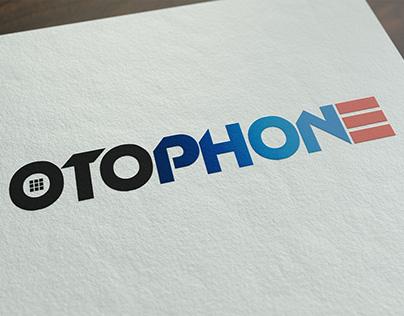 Projekt logo dla OTOPHONE