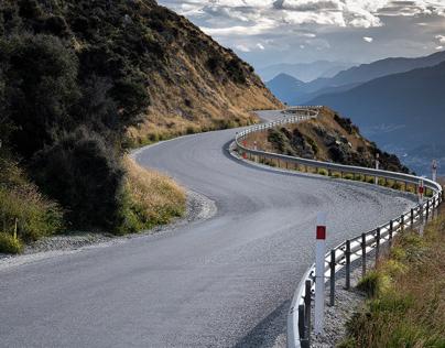 CGI.Backgrounds - New Zealand