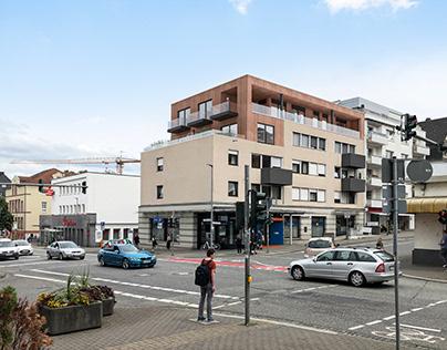 VoBa Frankfurter Straße