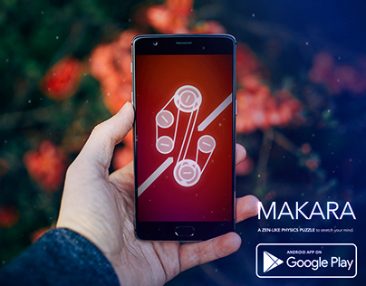 M A K A R A_ mobile puzzle game
