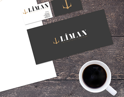 Liman Restaurant Idendity