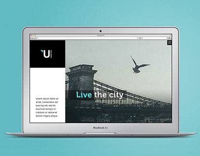 Urbanizers Web Design