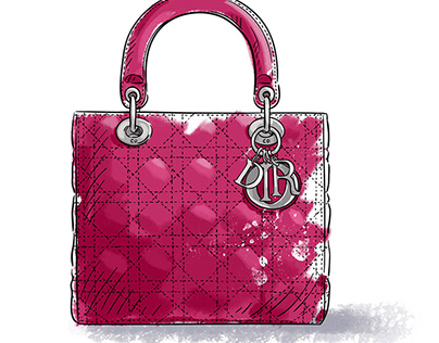 Bags , product illustration