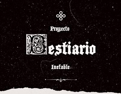 Proyecto Bestiario Inefable