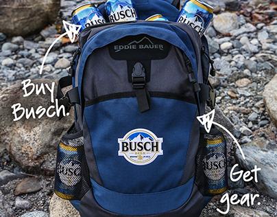 Busch Beer Social Campaign 2018
