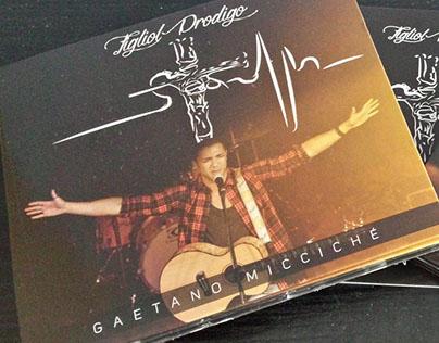 Projeto Gráfico CD