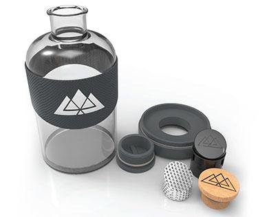 Satori Portable Tea/Coffee Infuser Bottle