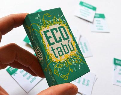 Packaging + Ilustración - Ecotabú de bolsillo