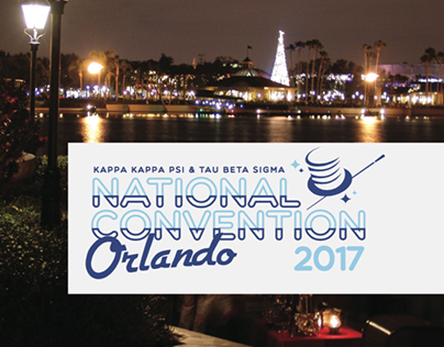 2017 National Convention Logo & Branding