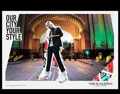 The Galleria campaign
