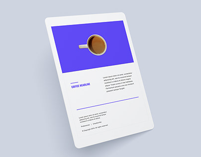 Web and Email Design Samples