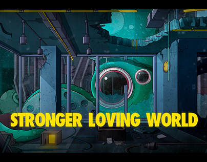 FantArt - Watchmen / Stronger loving world
