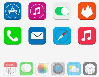 UI | iOS 7 Redesign