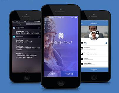 Juggernaut : On-Demand Application