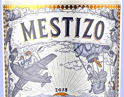 Mestizo - Red Blend