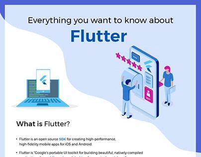 Google Flutter App Development