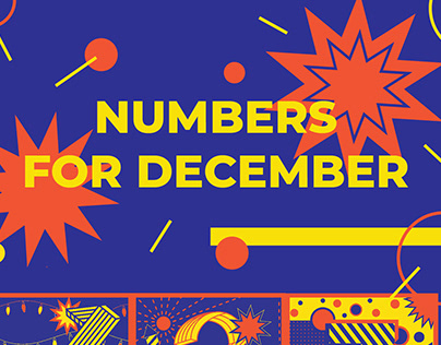 NUMBERS FOR DECEMBER