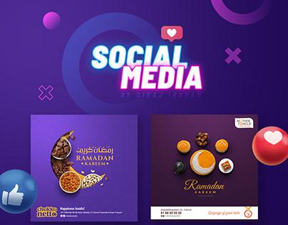 Social Media | 2021 | Facebook | Instagram
