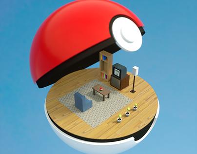 Daily Renders: Pokemon