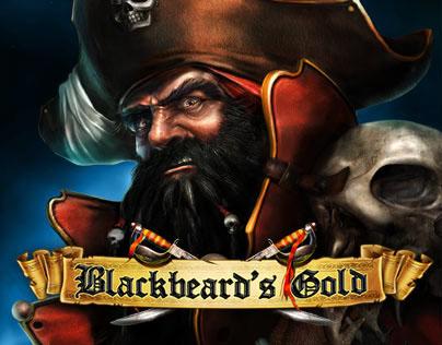 Blackbeard's Gold - Slot Game