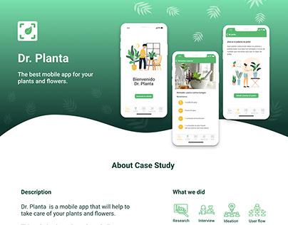 "Case Study ""Dr. Planta"""