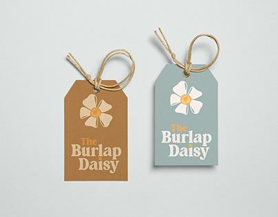 The Burlap Daisy