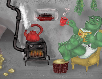 Fairy tale: elves, ogres, wizards and stuff