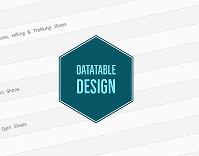 Data Table Design