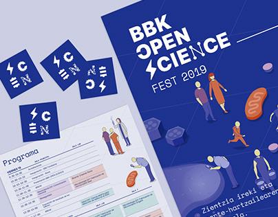 BBK OPEN SCIENCE Fest 2019