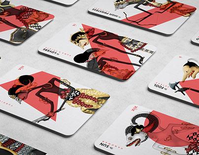 The Next Chapter - Wayang Illustration