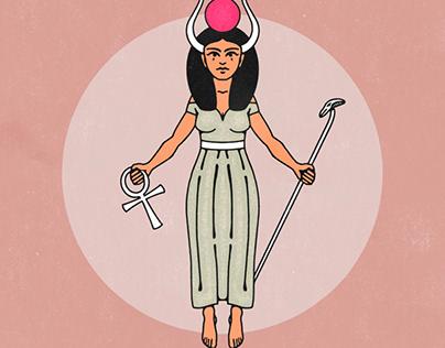 Human Hathor