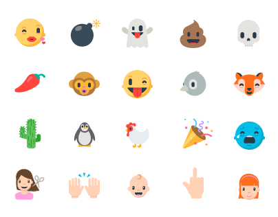 Emoticons (Emojis) for Mozilla Firefox