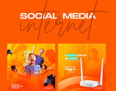 SOCIAL MEDIA - INTERNET 2020