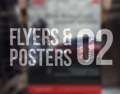 Flyers & posters vol.02