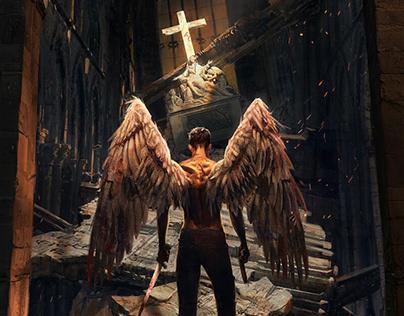 Cover Art : Apokalupsis : Le porteur de lumière