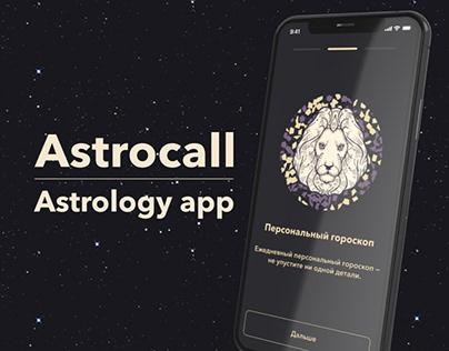 Astrocall app