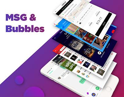 Bubbles & MSG