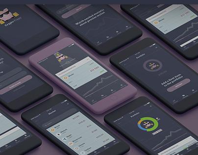 Crypto Piggy | mobile app