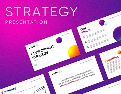 Development Strategy Presentation