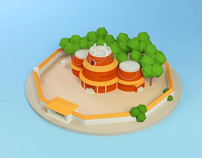 Naruto: Hokage Residence