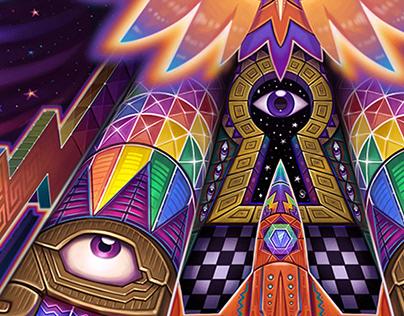 Cosmic Ascent
