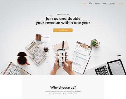 Business - WordPress