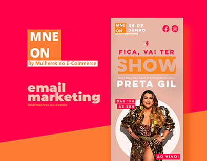 MNE ON - Email Marketing