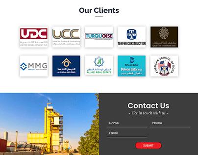 Qatar Based Service Company