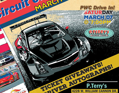 PWC series posters