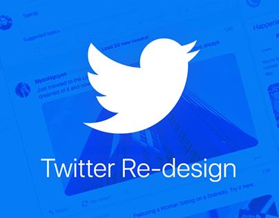 Twitter Re-Design