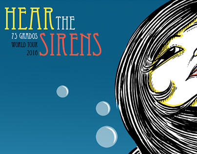 Hear the Sirens / 75 Grados World Tour